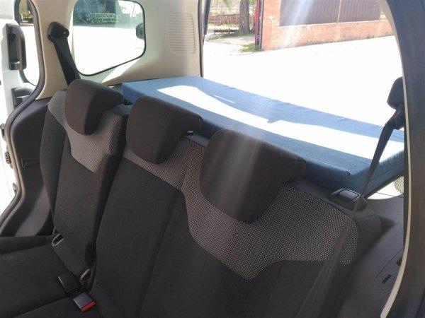 Camporan - Detalle cama Ford Courier