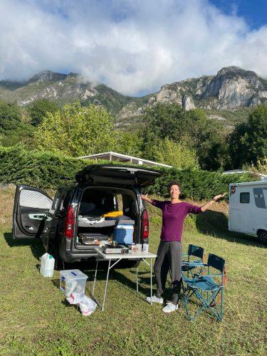 Mini Van Pack: Bed Frame + Folding Mattress photo review