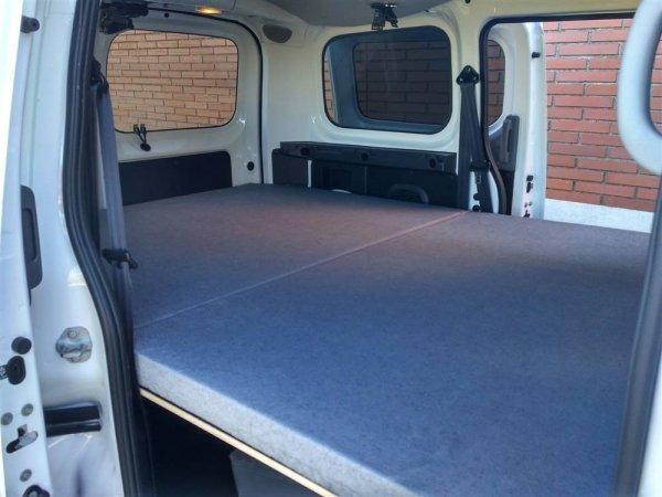 Camporan - Colchón plegable para Nissan NV200 detalle