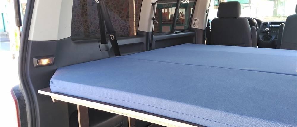 VAN 03 1000x430 - Lit camping-car - Matelas et sommier